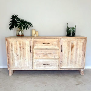 Dodgen Server Bleached Wooden Furniture and Decor South Africa