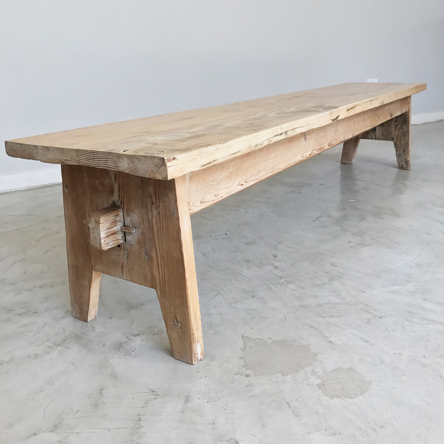 Swell Barn Style Bench Beatyapartments Chair Design Images Beatyapartmentscom