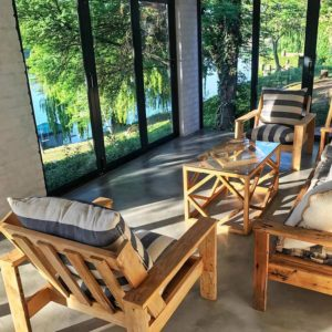 Veranda chair, wooden chair, patio chair, patio furniture, Bleacheddecor, Bleached, South Africa