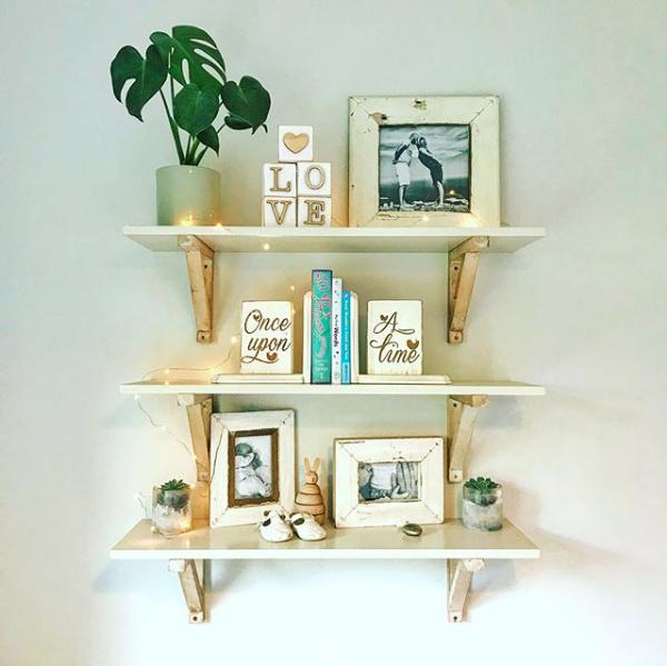 Two Tone Shelf